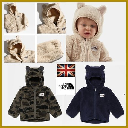 THE NORTH FACE*ノースフェイス|BABY CAMPSHIRE BEAR HOODIE