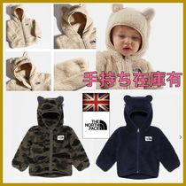 THE NORTH FACE*ノースフェイス BABY CAMPSHIRE BEAR HOODIE