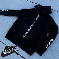 【NY完全限定】Nike House Of Innovation Pullover Hoodie Black