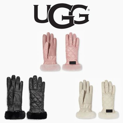 UGG【国内発送・関税込】スマホ対応手袋 Quilted Glove