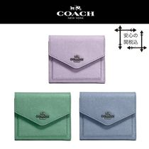Coach★関税込★コーチ Small Wallet in Crossgrain Leather