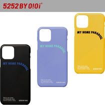 ★20-21FW新作★5252 by oioi★MY HOME PHONE CASE_3色