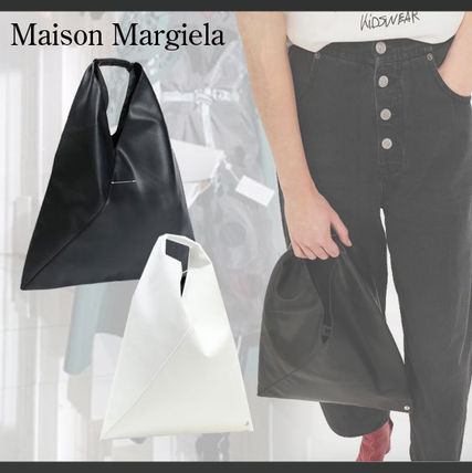 Maison Margiela MM6◆Japanese シンセティックレザー small