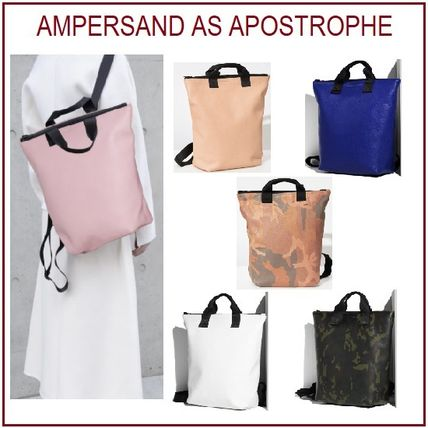 AMPERSAND AS APOSTROPHE バックパック・リュック ★Ampersand As Apostrophe★ バックパックトートバッグ
