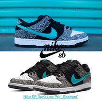 NIKE SB DUNK LOW PRO ELEPHANT - ダンク ロー エレファント