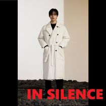☆IN SILENCE☆韓国のファッションDOUDLE DOWN COAT CREAM
