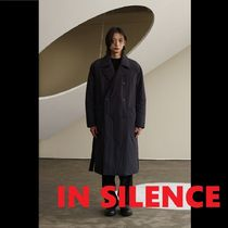 ☆IN SILENCE☆韓国のファッションDOUDLE DOWN COAT BLACK