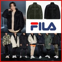 ◆FILA◆BTSジミン着用◆Project 7 UNISEX FLEECE ZIPUP◆正規品