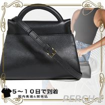 elleme(エレミ) バッグ・カバンその他 ★関税送料込み★Small Papillon Leather Bag