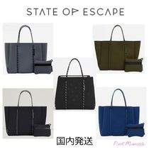 State of Escape(ステイトオブエスケープ) トートバッグ 国内発送/State of Escape/*フライング・ソロ* トートバッグ