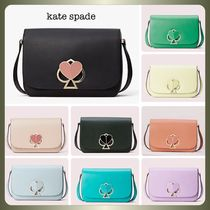 【kate spade】nicola twistlock medium shoulder bag