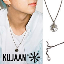 KUJAAN(クジャーン) ネックレス・チョーカー [KUJAAN] Love & Peace Necklace★BTS RM着用★人気