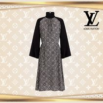 LOUIS VUTTON▼直営店▼Contrast Sleeve Since 1854 Open Back