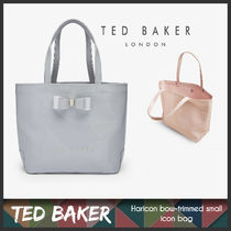 [Ted Baker] Haricon bow-trimmed small icon bag 送料関税込