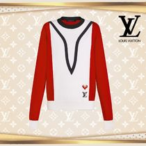 LOUIS VUTTON▼直営店▼Old School Color Block Sweater