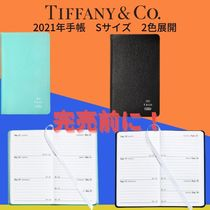 TIffany and Co☆2021年手帳・Sサイズ・2色展開☆DHL送料込