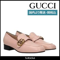 GUCCI Double GG Marmont ローファーシューズ 国内発 関税込