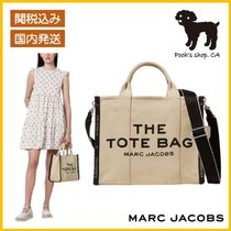 【MARC JACOBS】THE JACQUARD SMALL TRAVELER TOTE◆国内発送◆