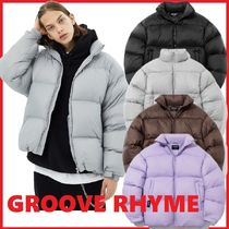 ☆GROOVE RHYME☆OPE DUCK DOWN SHORT PADDING JUMPER