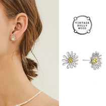 VINTAGE HOLLYWOOD正規品★Mini Daisy Post Earring