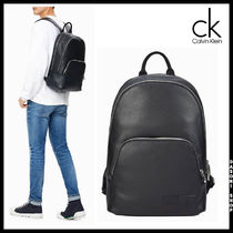 ★Calvin Klein Jeans★ MICRO PEBBLE ROUND BACKPACK リュック