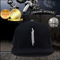 【直営店証明★レア】Chrome Hearts 3RS Baseball Cap Denim