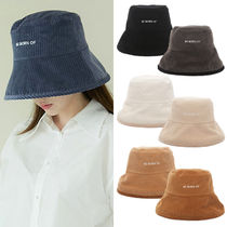 ★BE BORN OF★新作★送料込み★Reversible corduroy bucket hat