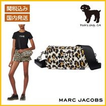 【MARC JACOBS】THE LEOPARD CAMERA BAG◆国内発送◆