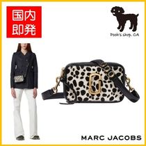 【MARC JACOBS】THE SOFTSHOT 17 CALF HAIR◆国内発送◆