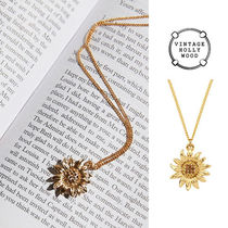 VINTAGE HOLLYWOOD正規品★Vintage Sunflower Necklace