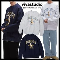★送料・関税込★VIVASTUDIO★RETRIEVER CREWNECK J.A★人気★