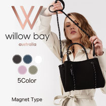 Willow Bay DAYDREAMER TINY Neoprene Tote Bag With Closure