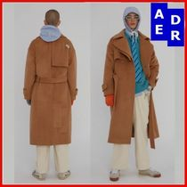 ◆ADERERROR◆Robe wool trench coat◆正規品◆