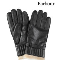 Barbour★レザー グローブ