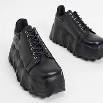 ASOS Lamoda chunky trainers with extreme soles