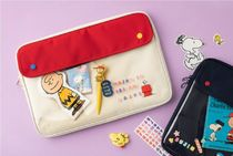 Peanuts☆SNOOPY POCKET laptop pouch 15インチ 全2色