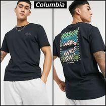 【Columbia】Hike バック グラフィック プリント Tシャツ ♪