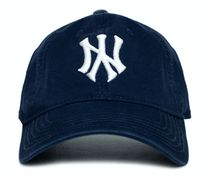 NAVY【在庫あり】UNIFORM STUDIOS NY CUSTOM DAD HAT