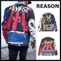 【インパクト☆】REASON FLYEST TEDDY JACKET