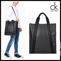 20AW ★Calvin Klein Jeans★ Square strap トートバッグ