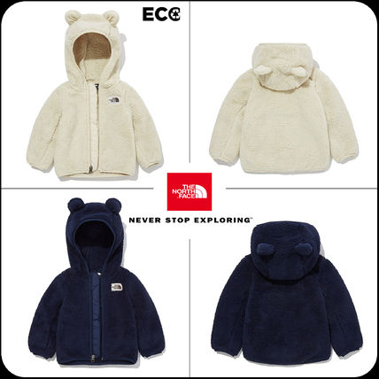 THE NORTH FACE(ザノースフェイス) べビーアウター [THE NORTH FACE]★韓国大人気★INFANT CAMPSHIRE BEAR HOODIE