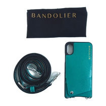 BANDOLIER::Casey Pebble Leather:iphone XS/X対応[RESALE]
