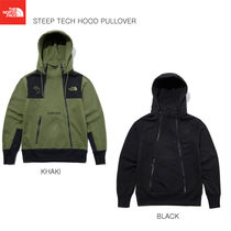 【THE NORTH FACE】STEEP TECH HOOD PULLOVER