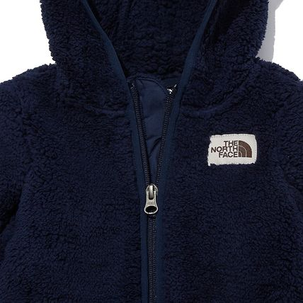 THE NORTH FACE べビーアウター ★THE NORTH FACE★大人気 ボア INFANT CAMPSHIRE BEAR HOODIE(2)