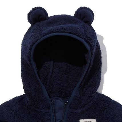 THE NORTH FACE べビーアウター ★THE NORTH FACE★大人気 ボア INFANT CAMPSHIRE BEAR HOODIE(4)