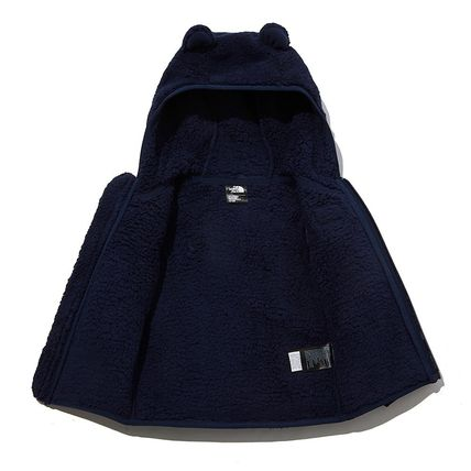 THE NORTH FACE べビーアウター ★THE NORTH FACE★大人気 ボア INFANT CAMPSHIRE BEAR HOODIE(5)