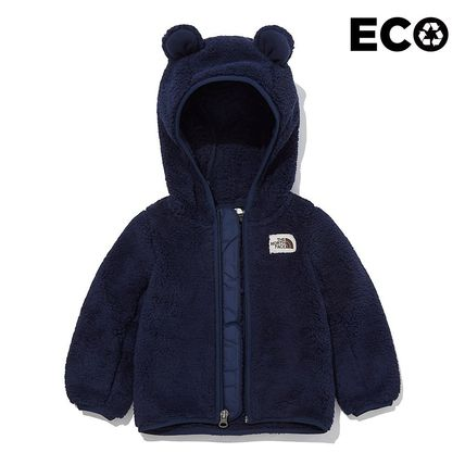 THE NORTH FACE べビーアウター ★THE NORTH FACE★大人気 ボア INFANT CAMPSHIRE BEAR HOODIE(6)