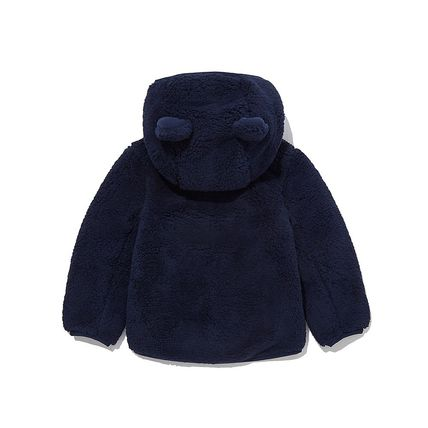 THE NORTH FACE べビーアウター ★THE NORTH FACE★大人気 ボア INFANT CAMPSHIRE BEAR HOODIE(7)