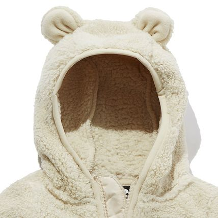 THE NORTH FACE べビーアウター ★THE NORTH FACE★大人気 ボア INFANT CAMPSHIRE BEAR HOODIE(8)