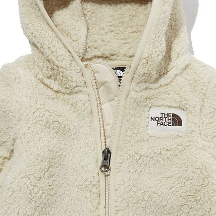 THE NORTH FACE べビーアウター ★THE NORTH FACE★大人気 ボア INFANT CAMPSHIRE BEAR HOODIE(9)